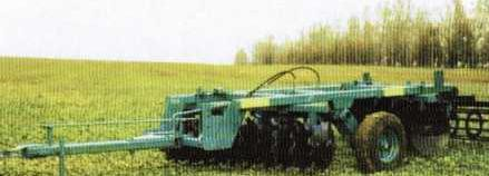 Борона дисковая тяжелая прицепная БДТП-2,5
