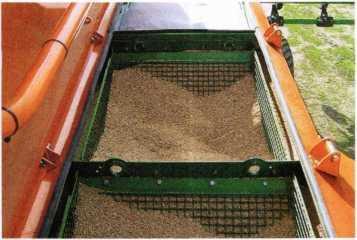 бункер для семян и удобрений