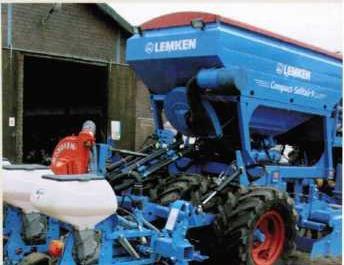 Быстрая перенастройка для посева кукурузы