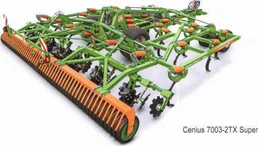 Cenius 6003-2ТХ Super с прорезиненным клиновым катком