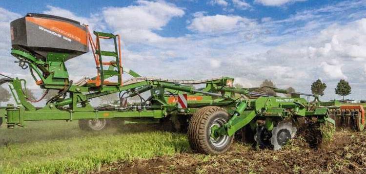 Certos 7001-2ТХ с высевающим приспособлением GreenDrill 500