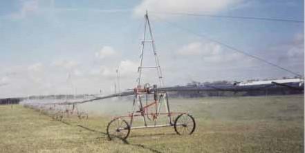 Дождевальная машина «Фрегат»