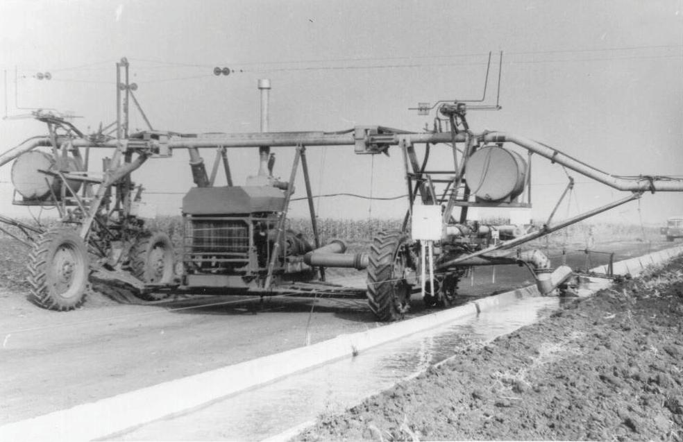 Дождевальная машина «Каравелла»