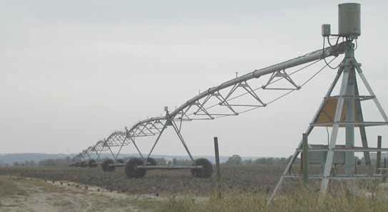 дождевальная машина «Кубань-ЛК-1»