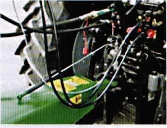Электронная система управления дышлом Trail-tron