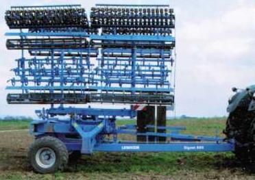 Гигант Система-Компактор в транспортном положении