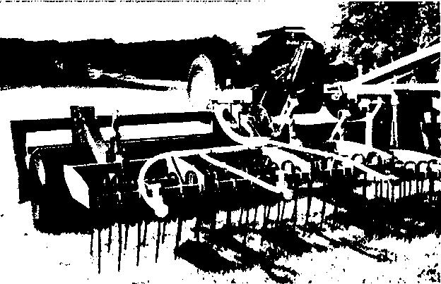 Комбинированный агрегат Wiesenprofi фирмы «Dal-Во»