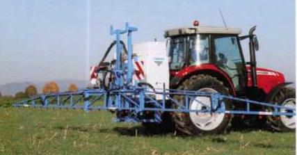 Компактная навеска на трактор