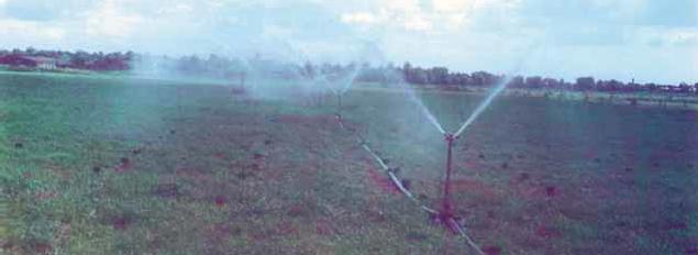комплект дождевального оборудования КИ-5
