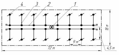 Монтажная схема КИМД-0,1