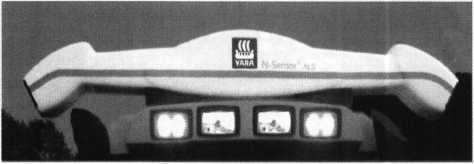 N-сенсор ALS фирмы «Yara»