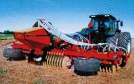 Почвообрабатывающая машина Carrier