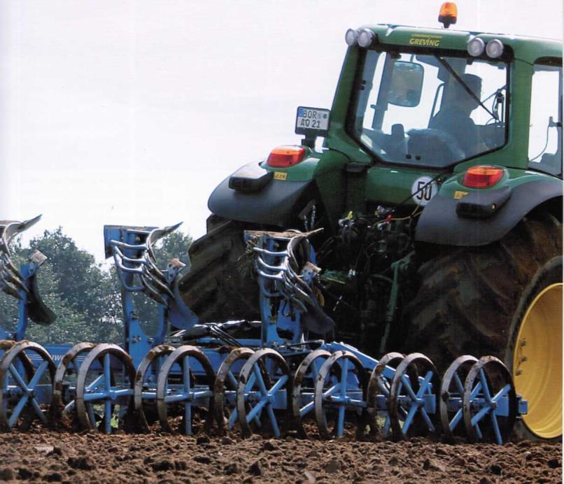 почвоуплотнитель фирмы Lemken
