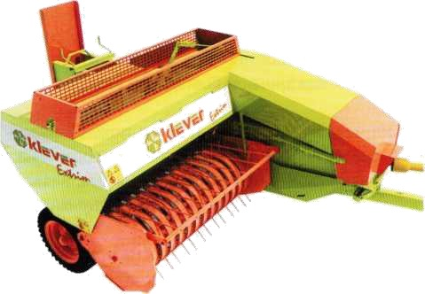 Пресс-подборщик тюковой ППТ-041 «Tukan» серии «Klever» группы компаний «МСМ»