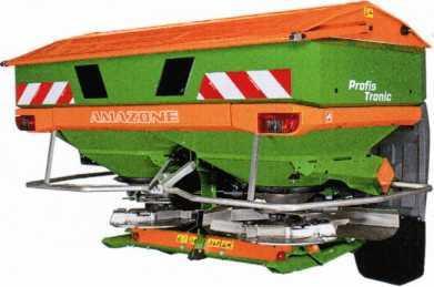 Рабочие органы высокопроизводительного распределителя ZA-TS 2000