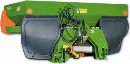 Распределитель ZA-M 1501 Profis с рамой взвешивающего устройства