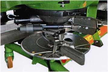 Распределяющая система ZA-TS 3200 Profis Hydro
