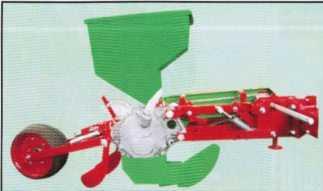 секции пневматической сеялки для посева кукурузы