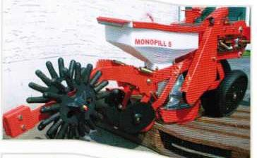 Секция MONOPILL S для мульчированного сева