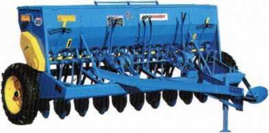 сеялка зерновая механическая Агромаш СЗМ