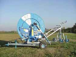 шлангобарабанные дождевальные машины OSMIS
