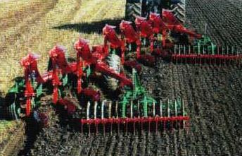 Система Packomat - катокуплотнитель почвы
