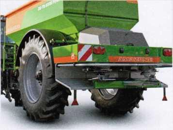 Вид ходовых колёс большого диаметра