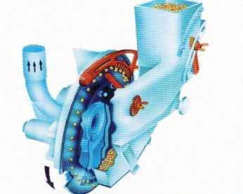 Высевающий аппарат сеялки Optima