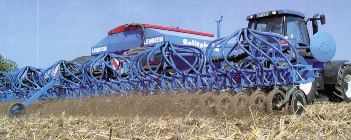 Высочайшая производительность посева