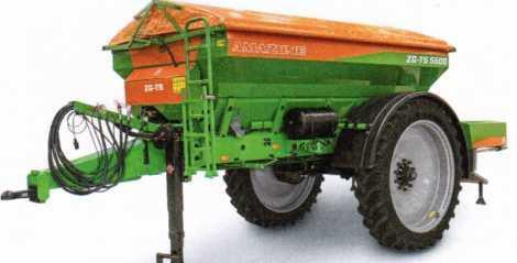 Высокопроизводительный распределитель ZG-TS 5500