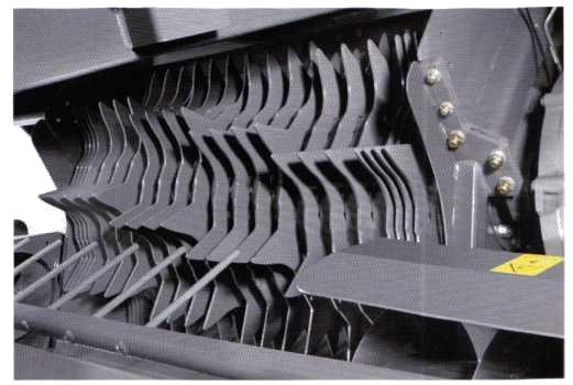 Высокопроизводительный ротор пресс-подборщика QUADRANT 3400