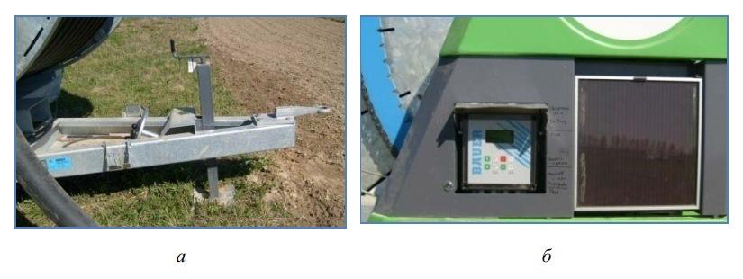 Агрегаты дождевальной установки