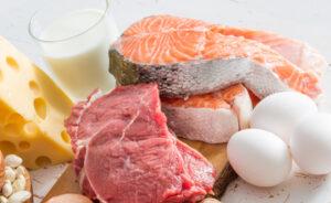 Пища содержащая белки