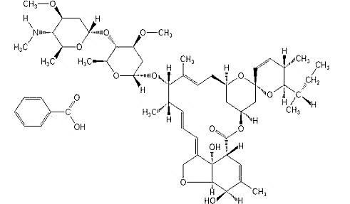 эмамецтин бензоат