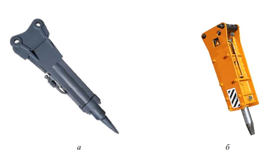 Гидромолоты МГ-300 и МГ-306