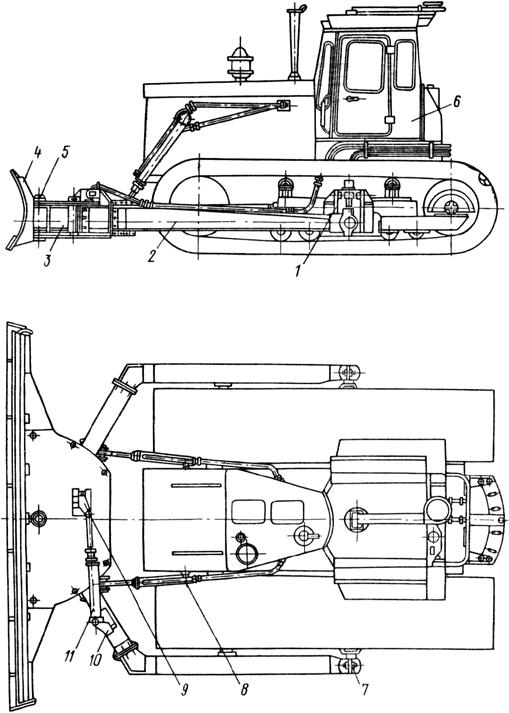 Кавальероразравниватель МК-21