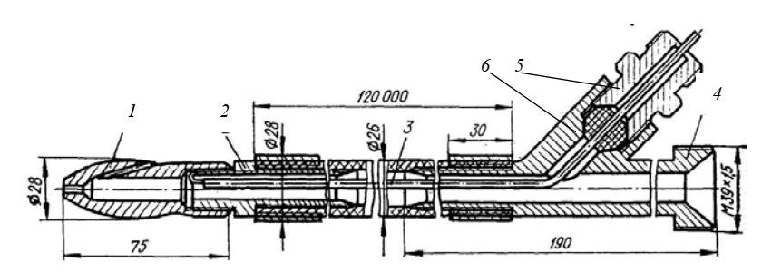 Конструкция напорного шланга