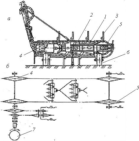 Конвейерный цепной подборщик