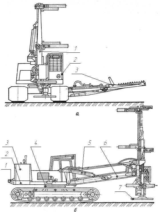 Машина для сводки мелколесья МТП-13А