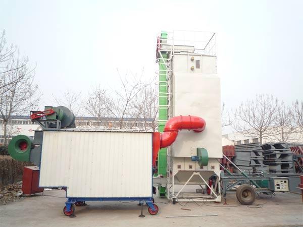 Мобильная зерносушилка WGHX-10