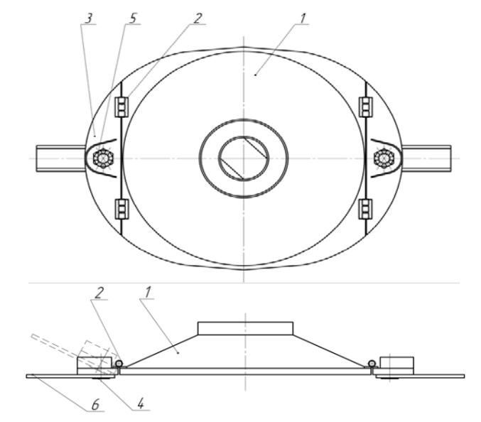 Модернизированный ротор косилки