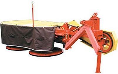 орган двухроторной косилки Л-501Д с механическим приводом