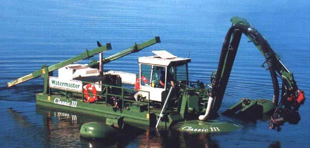 Плавучая машина Watermaster