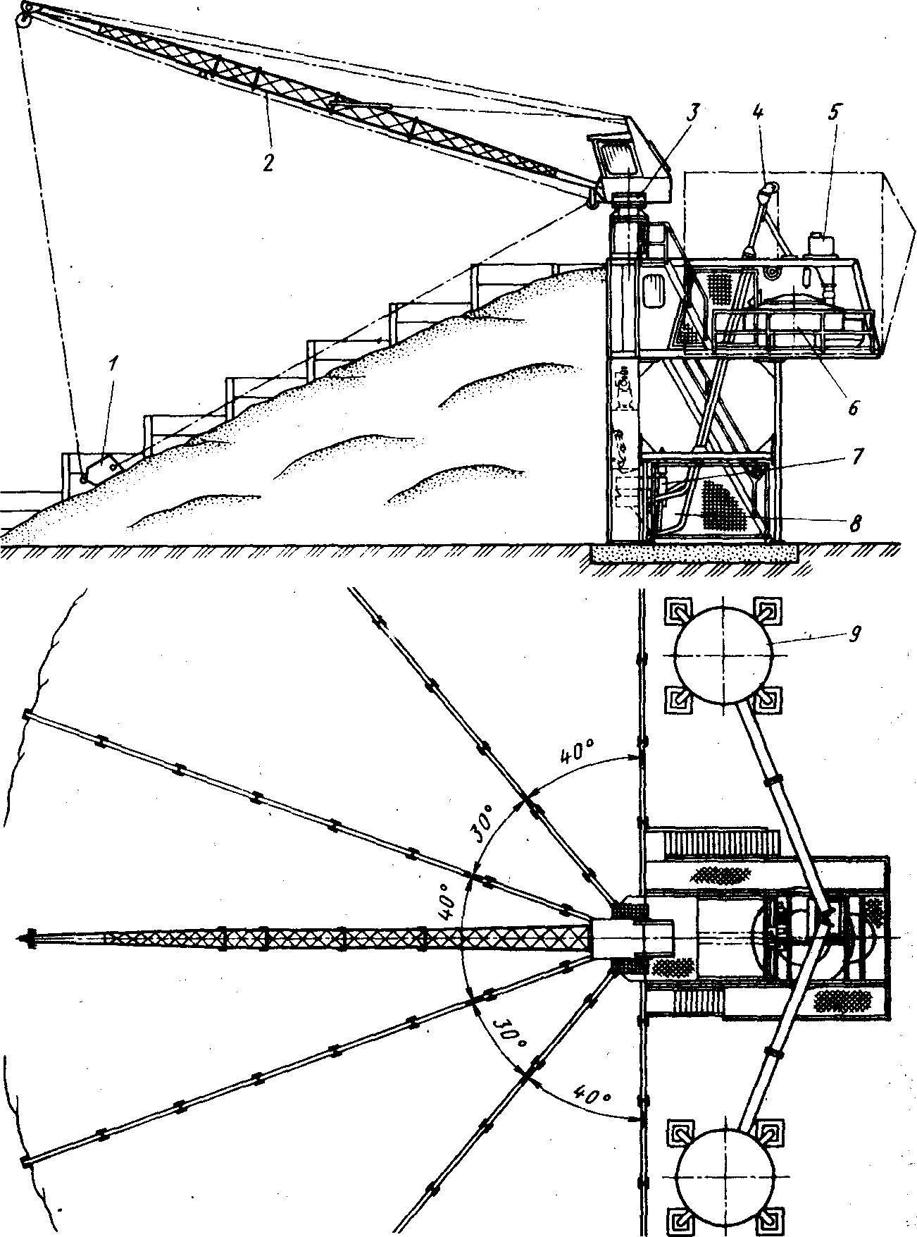 Приобъектная бетоносмесительная установка