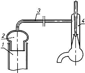 Приспособление для отвода кислотных паров