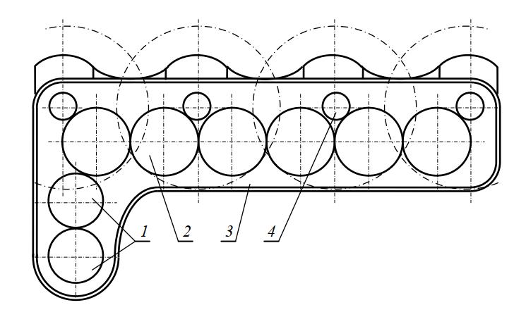 привод роторов рабочего органа косилок Claas и Krone