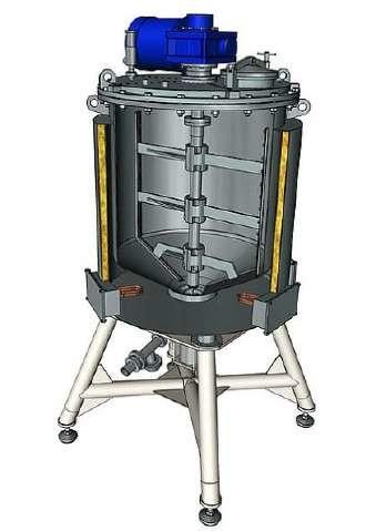 Реактор-приготовитель РП 300