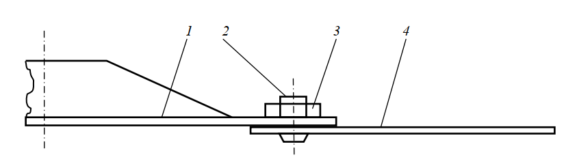 Ротор косилки с легко заменяемыми ножами