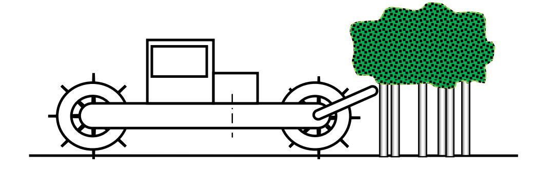 Самоходный древовал
