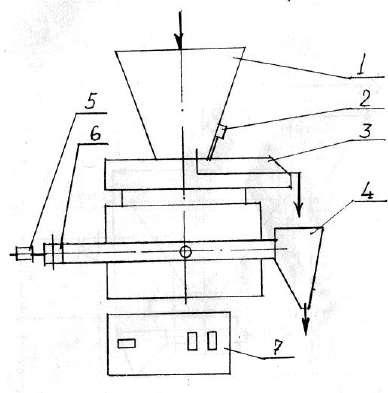 схема дозатора ВОС−517 настольного высокоточного